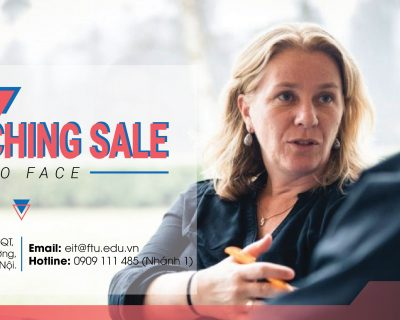 Đào tạo Coaching sale: Face to face